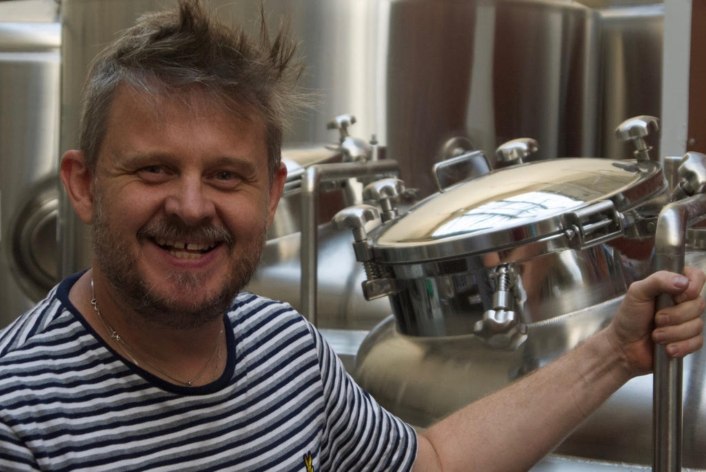 Meet the Brewers: Rik – First Chop
