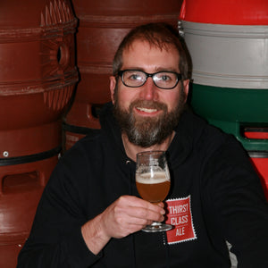 Meet The Brewers: Richard - Thirst Class Ale