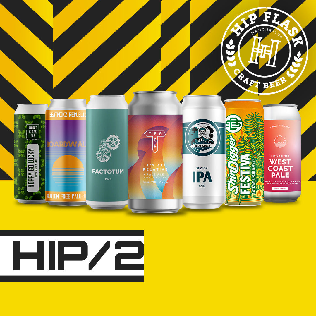 Manchester Craft Beer Box: HIP_2