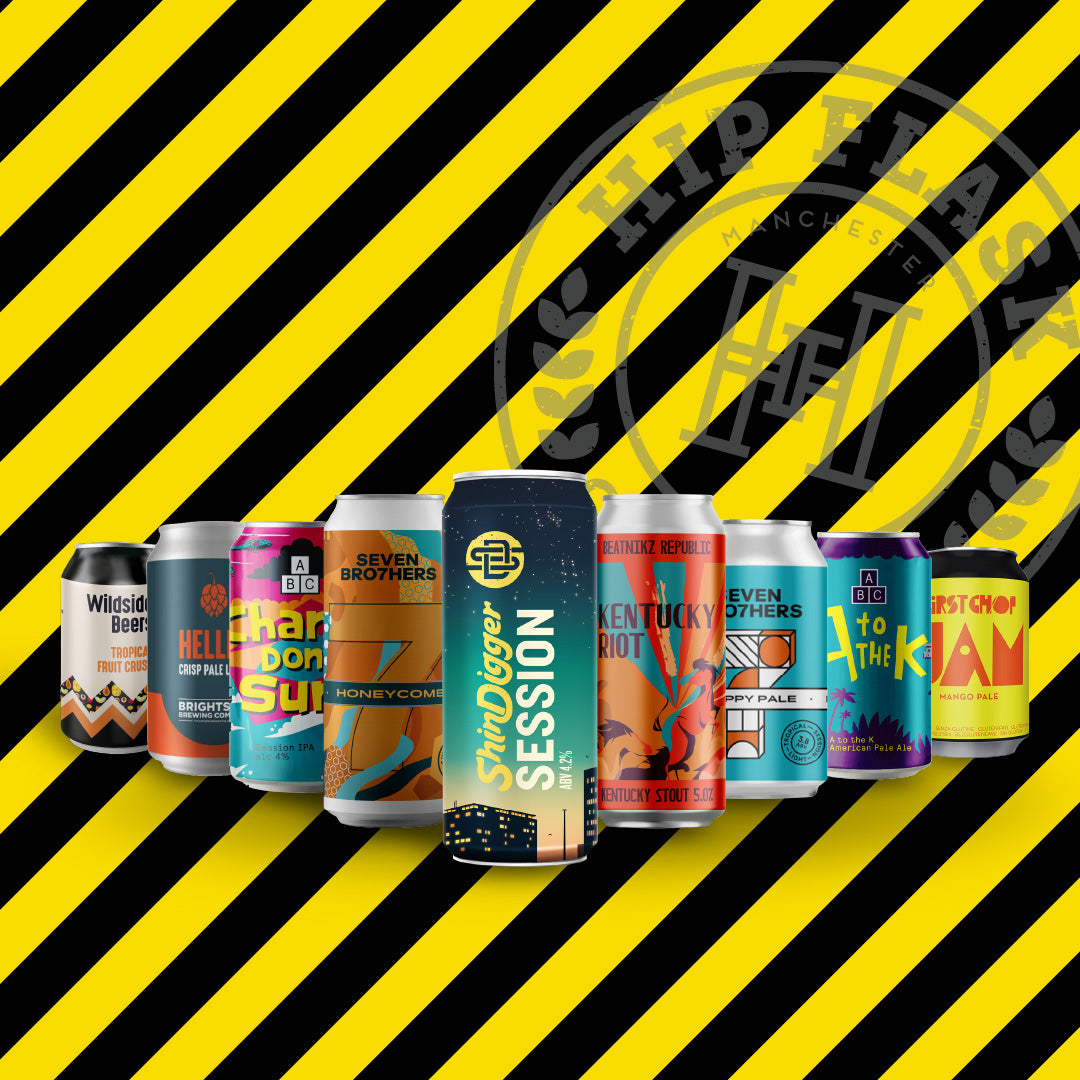 Manchester Craft Beer Box: HIP_1