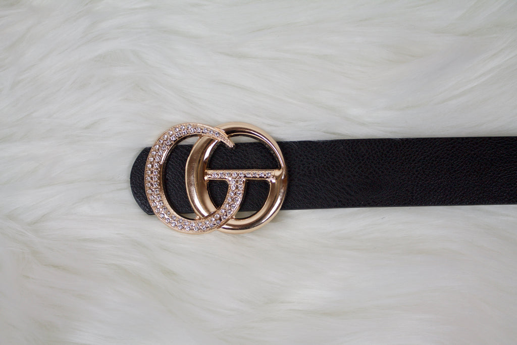 Diamond Fashion Belt