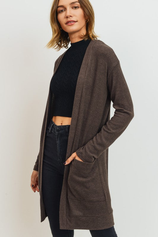 Kora Soft Open Cardigan