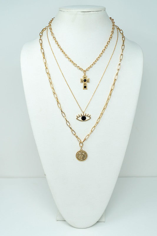 Millie Trio Necklace