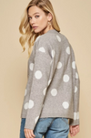 Avery Polka Dot Sweater