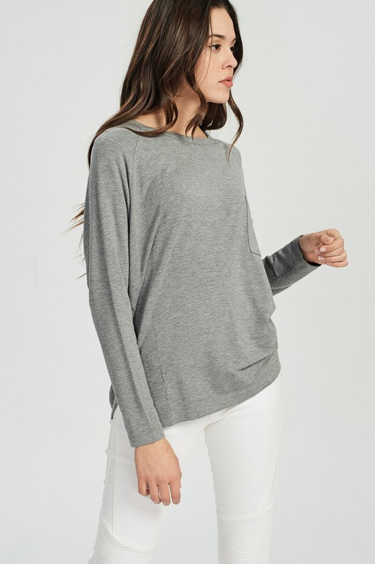 Tammy Terry Pocket Top