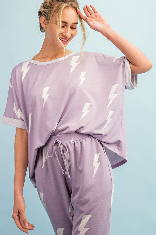 Stassi Thunder Bolt Top