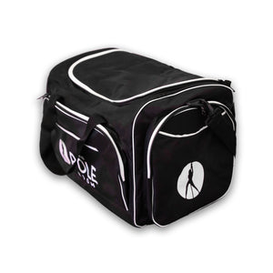 POLE DANCE DUFFLE BAG WITH ADJUSTABLE STRAP - VARIOUS COLOURS