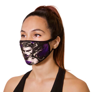 MYSTIC MAIDEN FACE MASK
