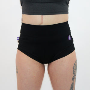 TPR | HIGH WAISTED SHORT
