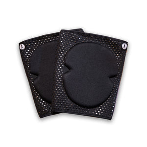 GEL DOT VELCRO GRIPPY KNEE PADS | TPR