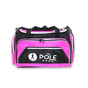POLE DANCE DUFFLE BAG WITH ADJUSTABLE STRAP - POLE ESSENTIALS