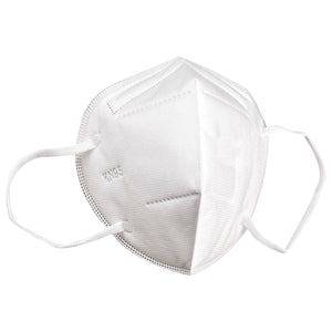KN95 Disposable Protective Face Mask 5 Layers (50-Mask) - EWAAY.COM