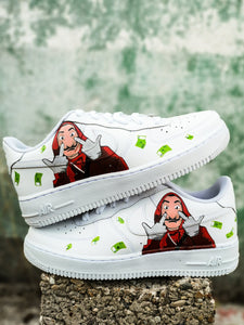 Air Force 1 ''Le papier de la maison''