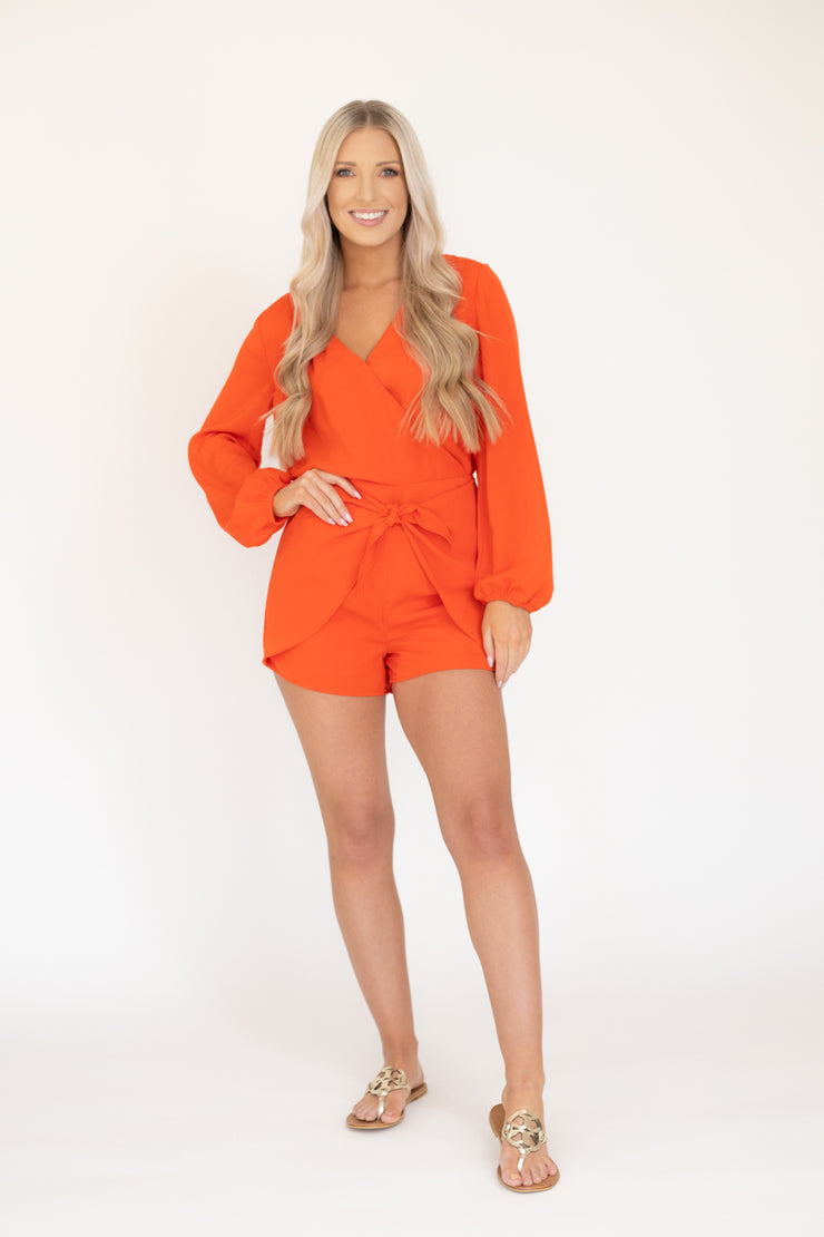 Rosie Romper - Rivet Collective