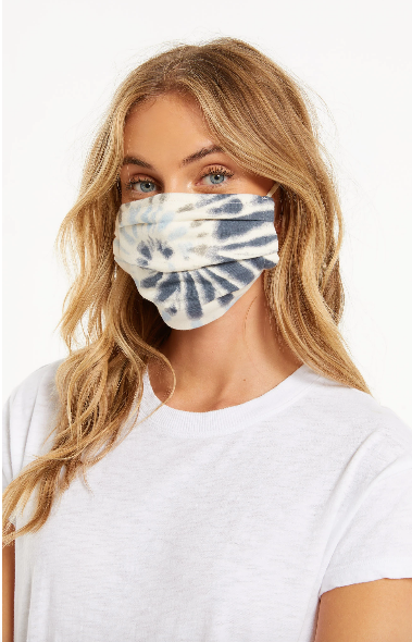 Tie dye Z Supply mask