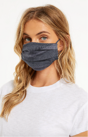Navy Z Supply mask