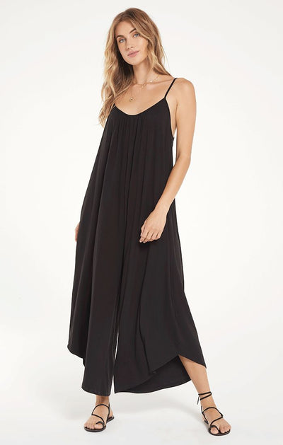 Black Jenna Jumpsuit