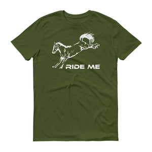 Ride Me Series - Bronc 3 WoC w/ Back Medallion Logo