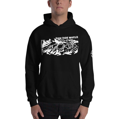 01 RRW Rancid Copper Mountain WoC Unisex Hoodie
