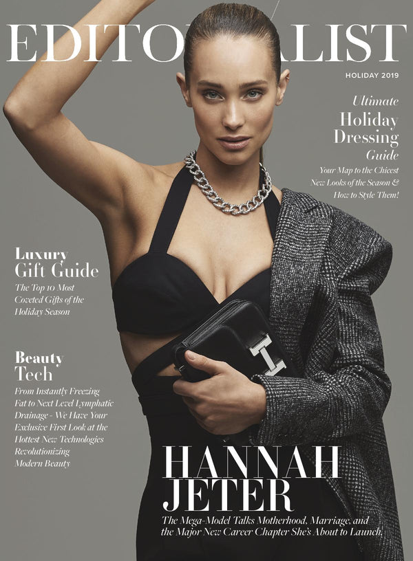 Editorialist Holiday 2019: Hannah Jeter