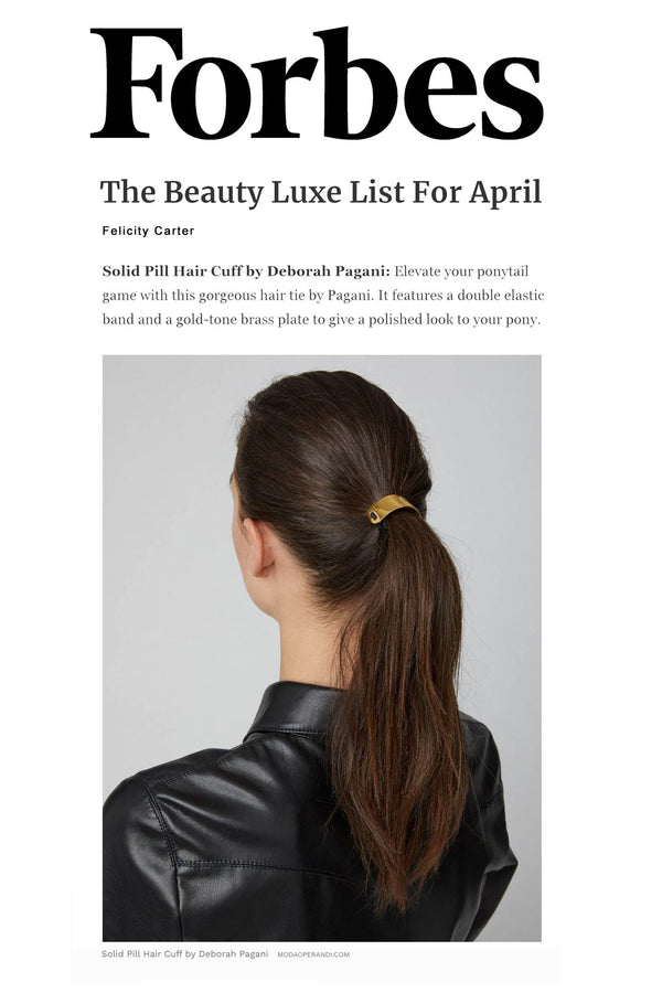 Forbes - The Beauty Luxe List