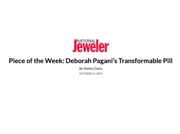 National Jeweler: Piece of the Week