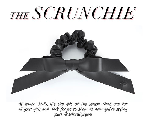 The Bow Scrunchie
