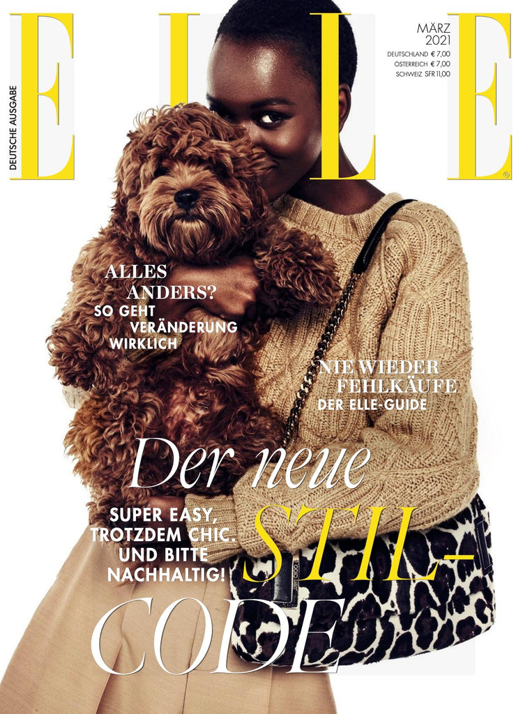 Elle Germany March 2021