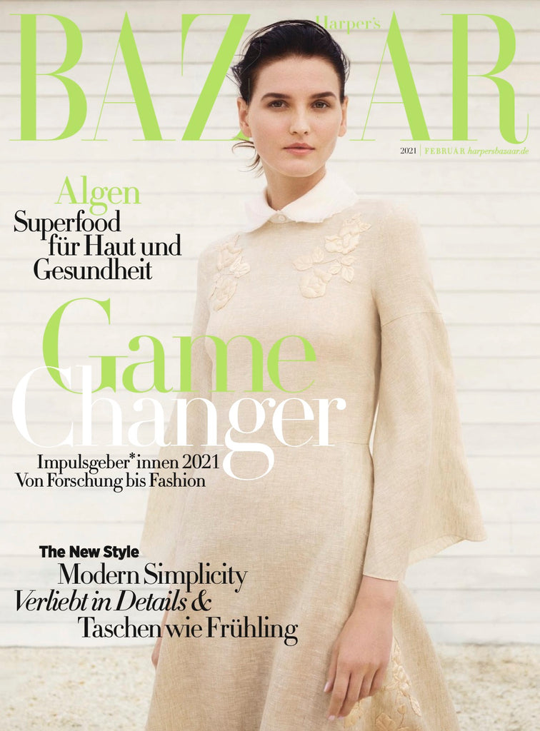 Harper's Bazaar Germany February 2021
