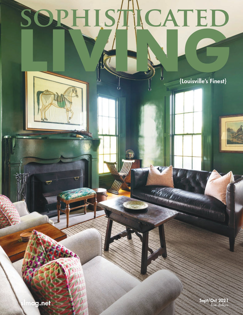 Sophisticated Living Sept/Oct 2021