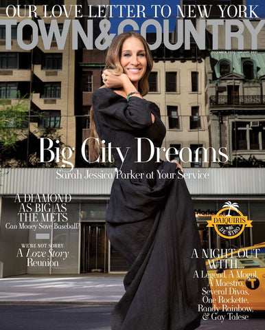 Town & Country December/January 2020-2021