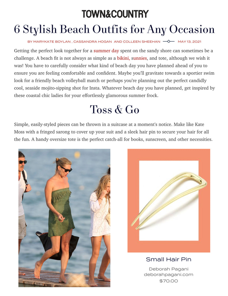 Town & Country Online 5.13.21