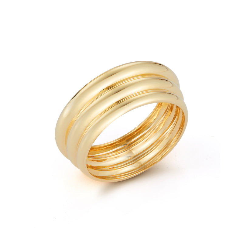 Honey Ring Single Band