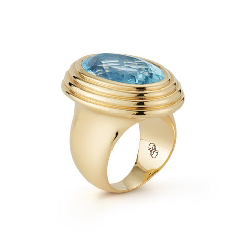 Honey Cocktail Ring