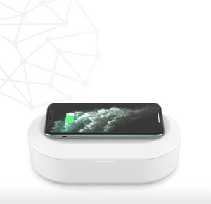 UV Phone Sanitizer & Wireless Charger