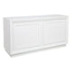 Balmain Oak Buffet - Small White