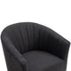 Bonavista Occasional Chair - Charcoal