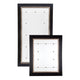 Columbo Floor Mirror - Black