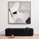 Blair Tufted Bench Ottoman - Black Velvet