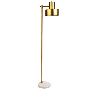 Marlin Floor Lamp - Gold
