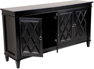 Plantation Buffet - Black