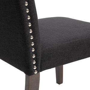 Lethbridge Dining Chair - Charcoal
