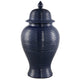 Salvador Temple Jar - Large Navy