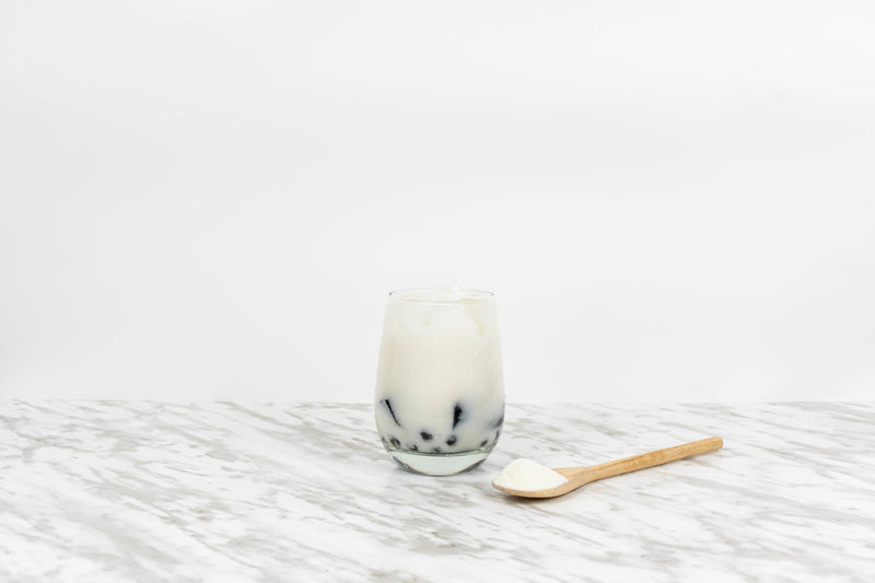 Coconut Boba Tea Kit