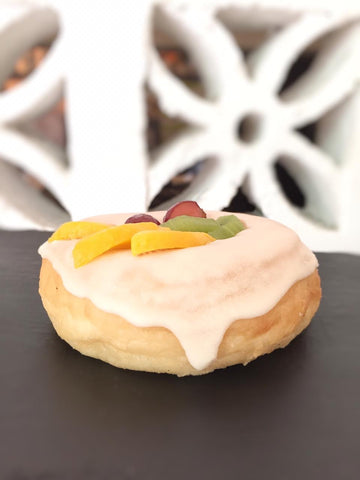 Tropical Fruit Punch Donut