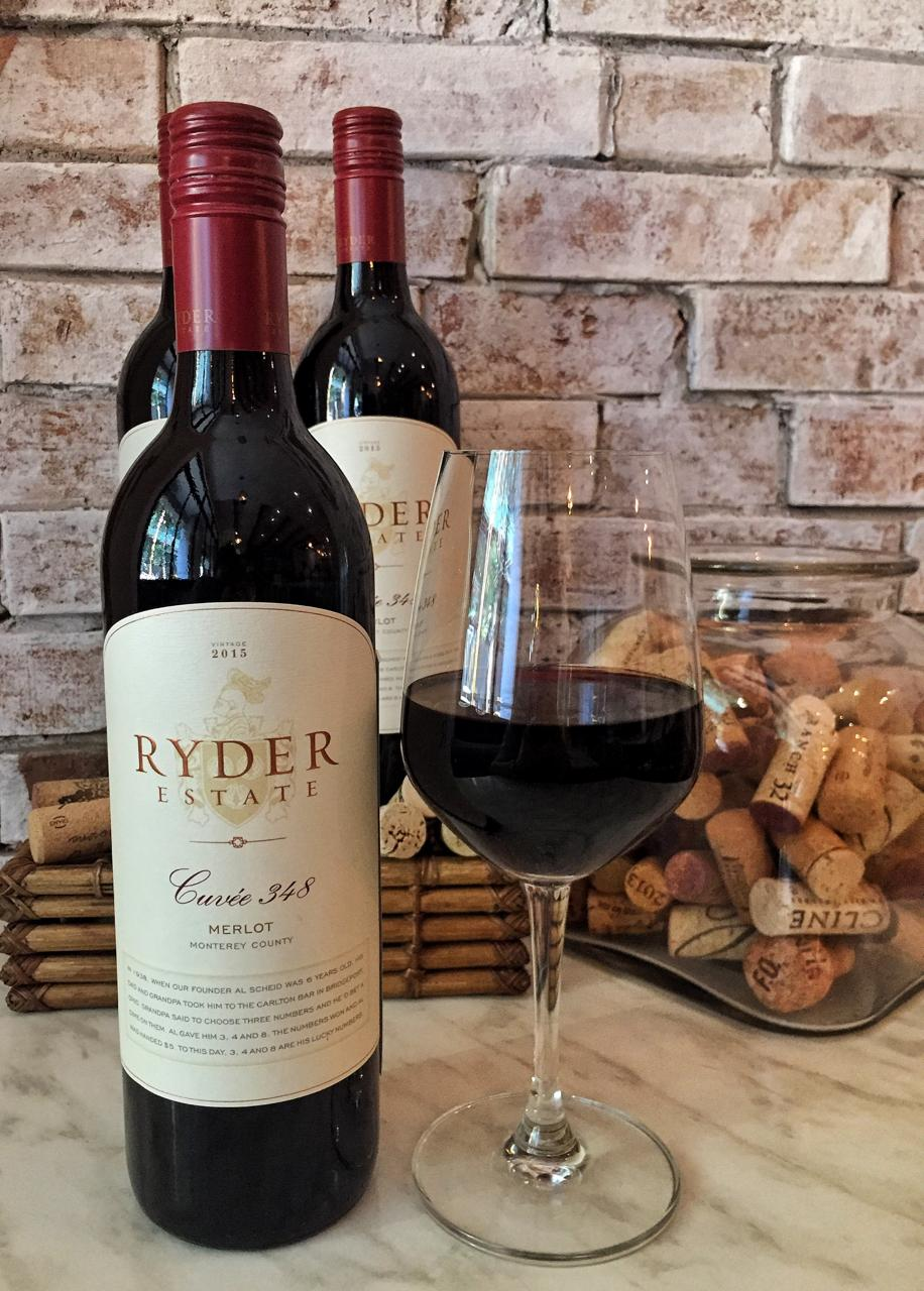 Ryder Estate Merlot 2015