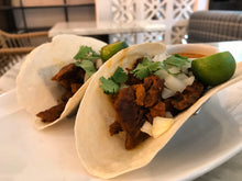 Load image into Gallery viewer, Barbacoa Street Tacos