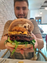 Load image into Gallery viewer, Wild Thing Bacun Cheeseburger