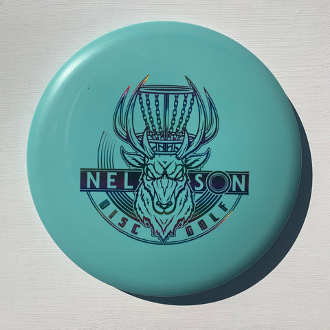 Innova DX Teebird 175g (Nelson Disc Golf Society)
