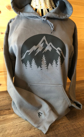 NEW Mountainscape Hoodie